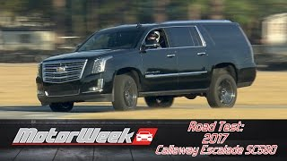 Road Test: 2017 Callaway Escalade SC560 - Loco Luxury