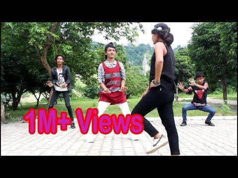 I Am Sorry Ft. Saugat Malla, Priyanka Karki - New Nepali Movie FATEKO JUTTA | COVER DANCE |