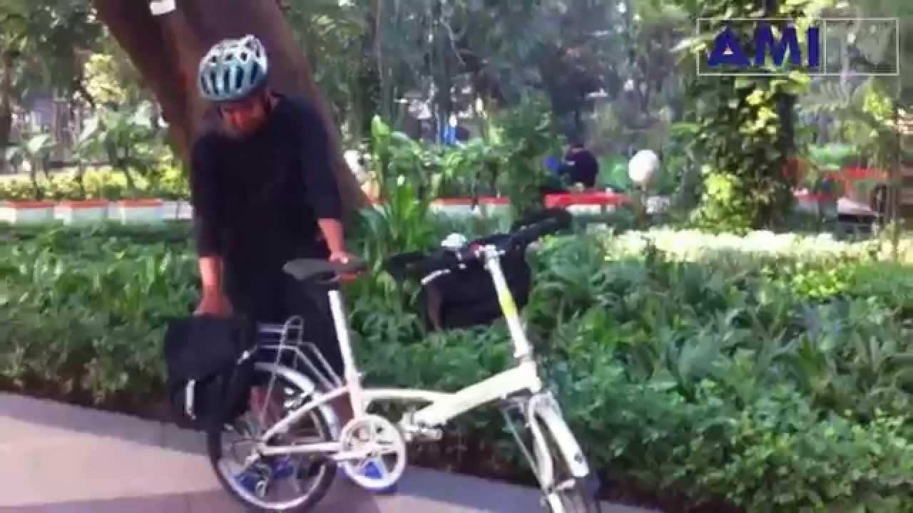Sepedaku Roda Dua - Rak Pannier Depan & Rak Pannier