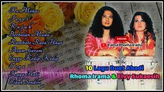 10 Lagu Duet Abadi Rhoma Irama dan Elvy Sukaesih Volume  III