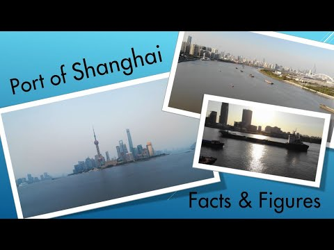 Port of Shanghai - History and Facts