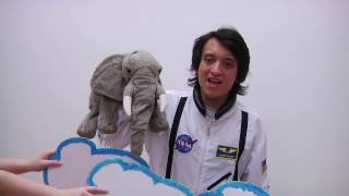 Alone in the Universe from Seussical - Performed by Andrés Gallardo Bustillo