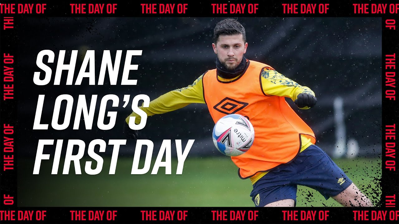 The Day Of: Shane Long's first day at AFC Bournemouth 🍒