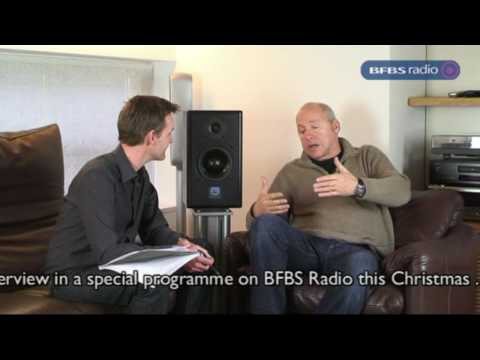 Mark Knopfler at British Grove Studios - BFBS RADIO ON AIR (HD Video)