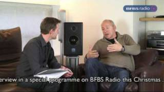 Mark Knopfler at British Grove Studios - BFBS RADIO ON AIR (HD Video)
