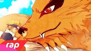 Rap da Kurama 🦊 (Naruto) - MEU LEGADO | Meckys