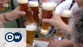 خمسمائة عام على صناعة البيرة الألمانية   يوروماكس