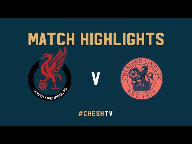 South Liverpool 0-5 CLFC