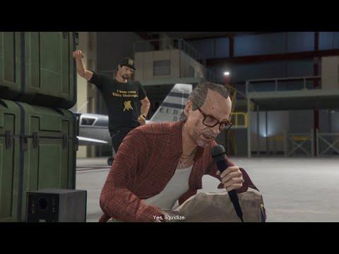GTA Online: Buying a Hangar, Intro Cutscene, Setup Mission & More (Smuggler's Run DLC)