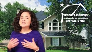 Yesenia Moreno, Virginia Real Estate Agent