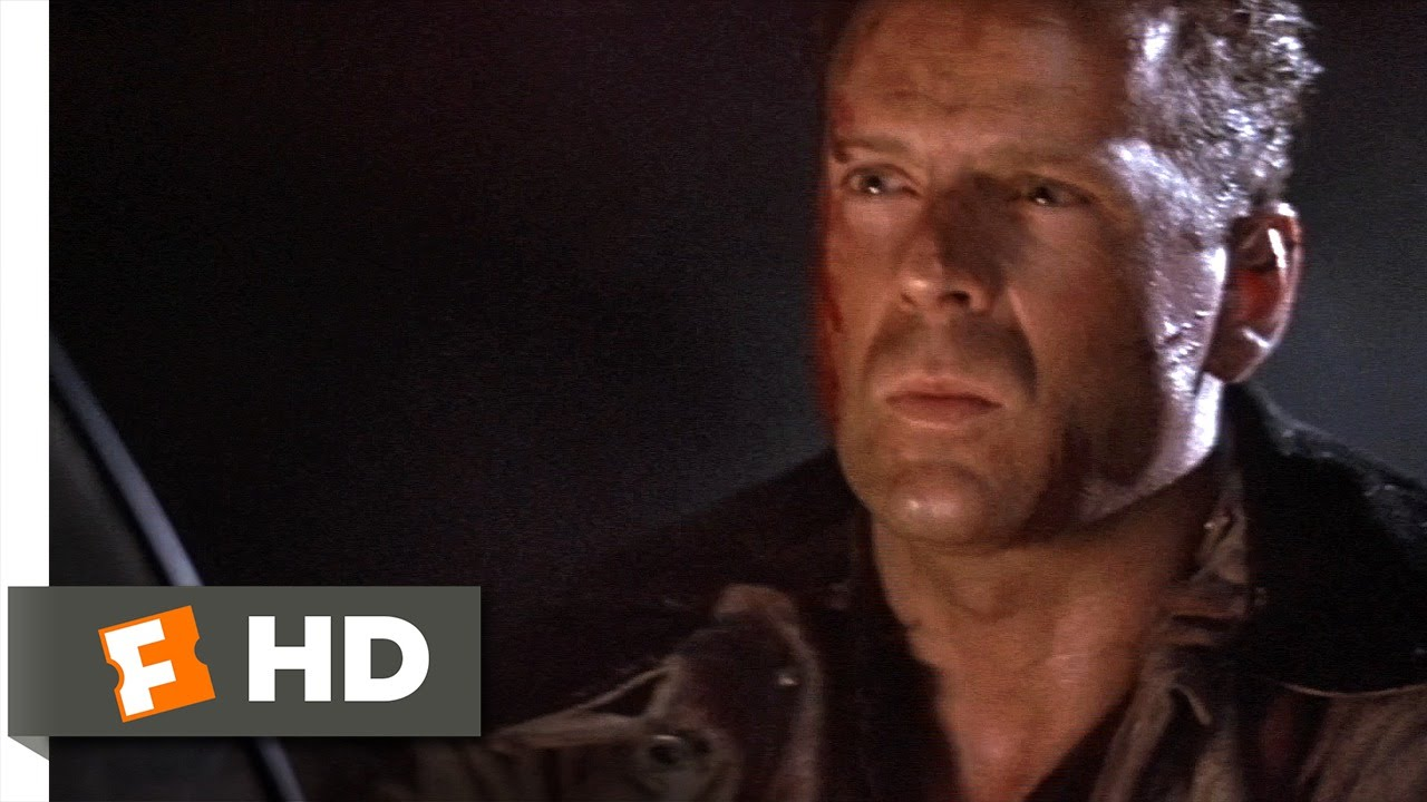Die Hard 2 1990 Snowmobile Chase Scene 3 5 Movieclips Youtube