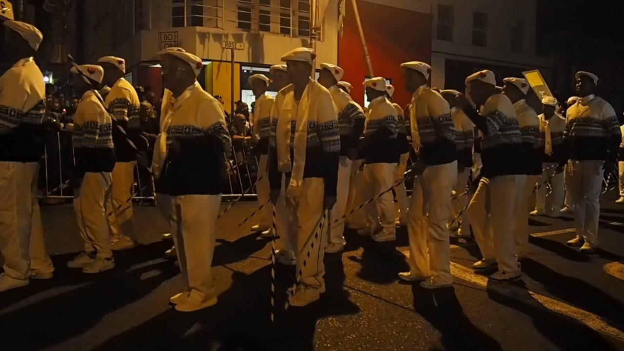 Tweede Nuwe Jaar Cape Town Street Parade