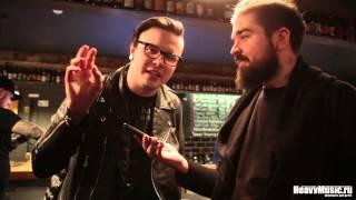 Репортаж со съемок клипа группы MOROKH / 14.02.2016