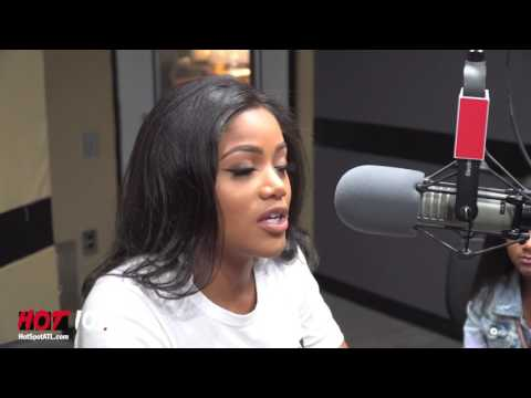LHHATL's Erica Pinkett On Portraying The Woman Who Accused 2Pac Of Rape