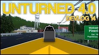 Unturned 4.0: Animation tools (Unturned 4.0 Devlog #14 Review)