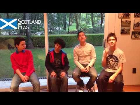 Scotland-learn and laugh with us