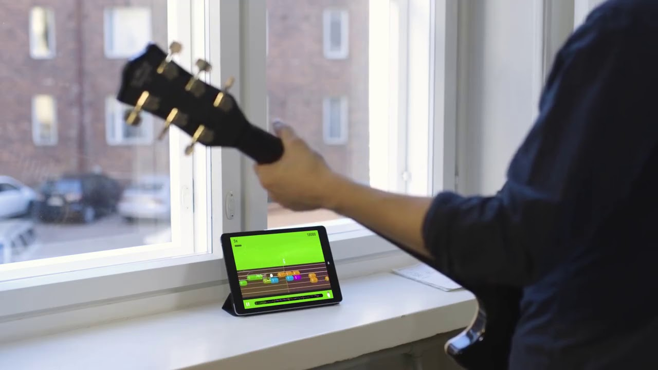 Yousician Learn to play the Guitar, Bass, Piano &  image