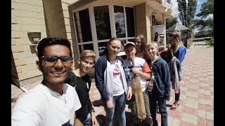 Playing CRICKET with Russian Kids | DSG VLOG | Indian in Russia.