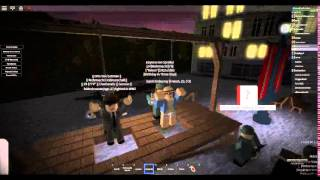 The Hanging of Two (Occupied France Roblox RP)