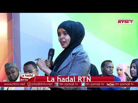 RTN TV: Gabar yar oo siyaasiin mucaaradka ah hadal qiiro leh u jeedisay Daawo