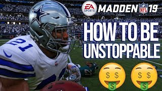 Madden 19 Basic Tips 101- HOW TO BE UNSTOPPABLE