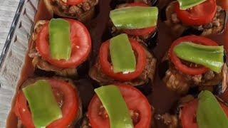 Etli Bostan Patlıcan Kebabı Tarifi - Hülya Ketenci - Yemek Tarifleri