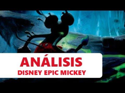 Análisis Disney Epic Mickey - Wii