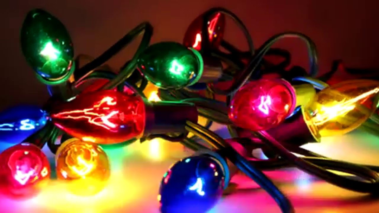 incandescent vs led holiday lights - Amber Christmas Lights