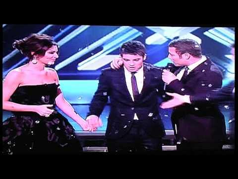 X Factor Joseph Anteater X FACTOR FINAL ...