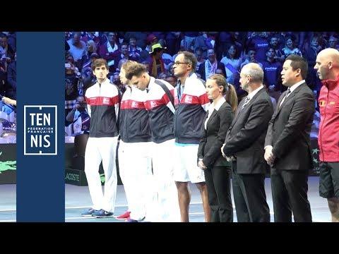 Coupe Davis, Ensemble au coeur de la victoire