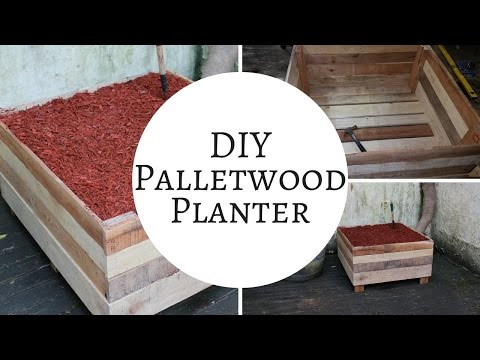 how-to-make-a-rustic-pallet-garden-planter-box-|-pallet-ideas