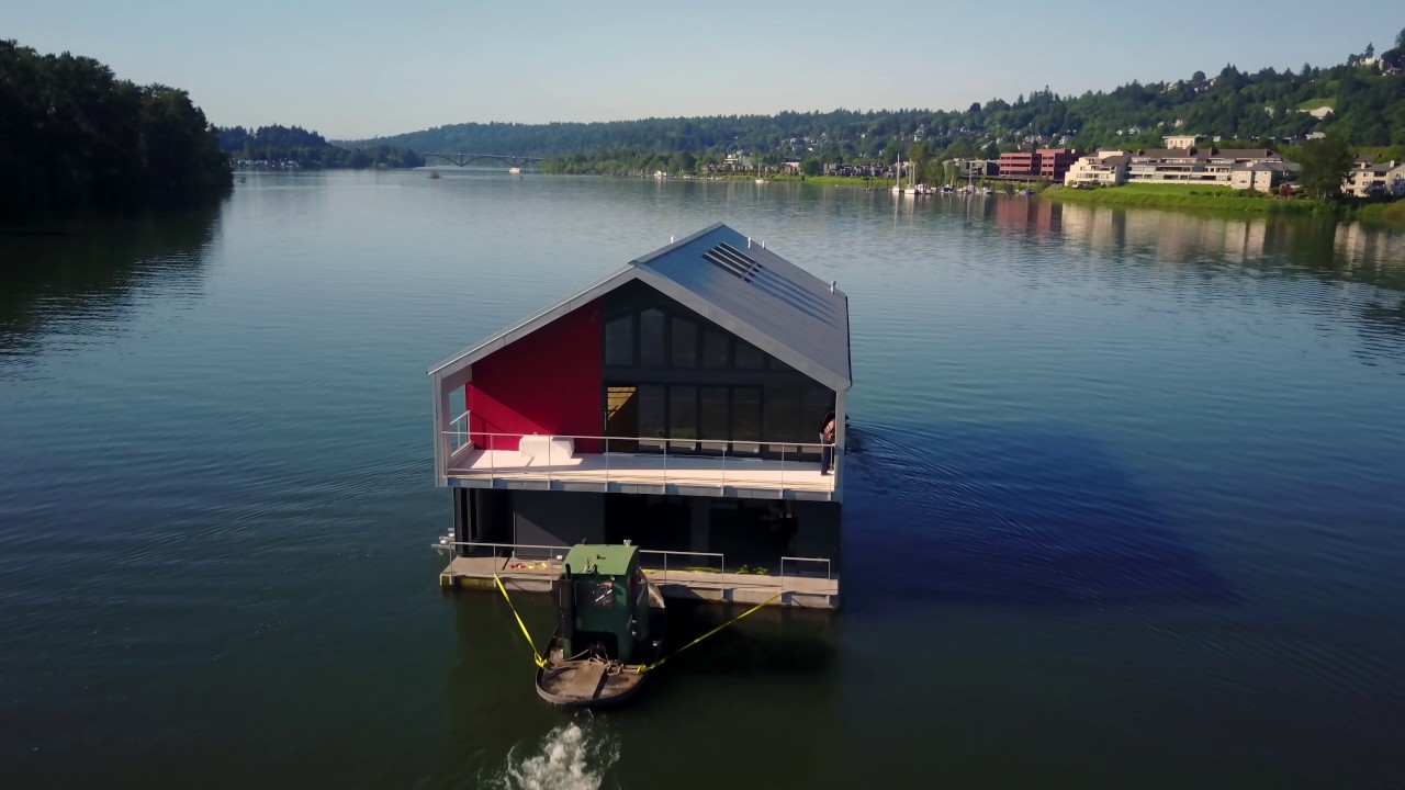 Willamette Sailing Club's New Sailing Facility