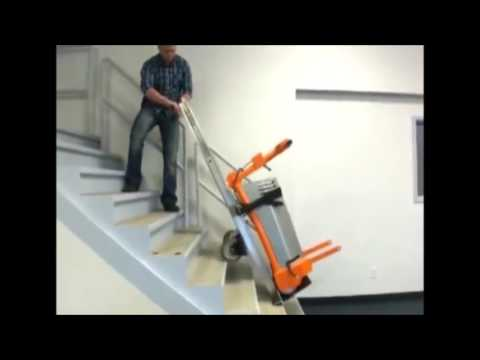Powermate L-1 Stair Climbing Appliance Cart - Gap Power Rental