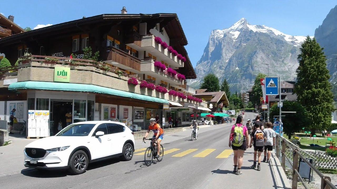 Grindelwald, Switzerland   Adventure Lover's Paradise