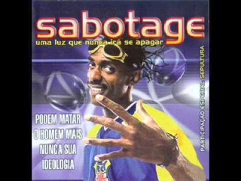 Sabotage - Cabeça De Nêgo