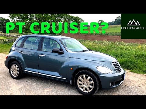 Should You Buy A CHRYSLER PT CRUISER? (Test Drive & Review)