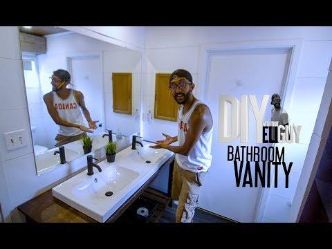 DIY with that Eli Guy - Bathroom Vanity
