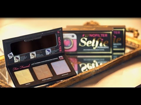 Too faced selfie powder inspiration with co founder for Too faced ceo