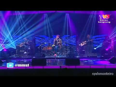 Yuna-Terukir Di Bintang (Semifinal Muzik Muzik)