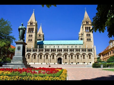 Downtown Tour - Pecs Hungary
