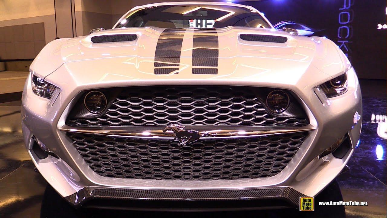 2015 Ford Mustang Rocket By Galpin Auto Sports Henrik Fisker