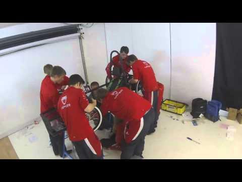 F24 Kit Car Time lapse