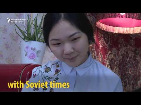 Kazakhs Hunger For Soviet Cafe