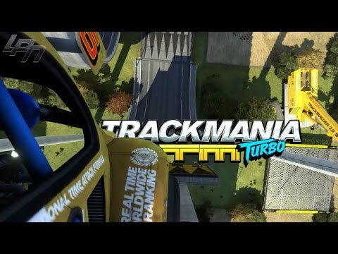 TRACKMANIA TURBO Part 6 - Über Stock und Stein (PS4) / Lets Play TrackMania Turbo