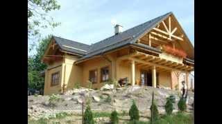 Domy drewniane, domy z bali, domy szkieletowe, Karczmy - prezentacja