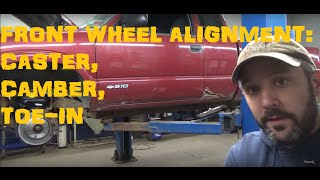how to perform an alignment