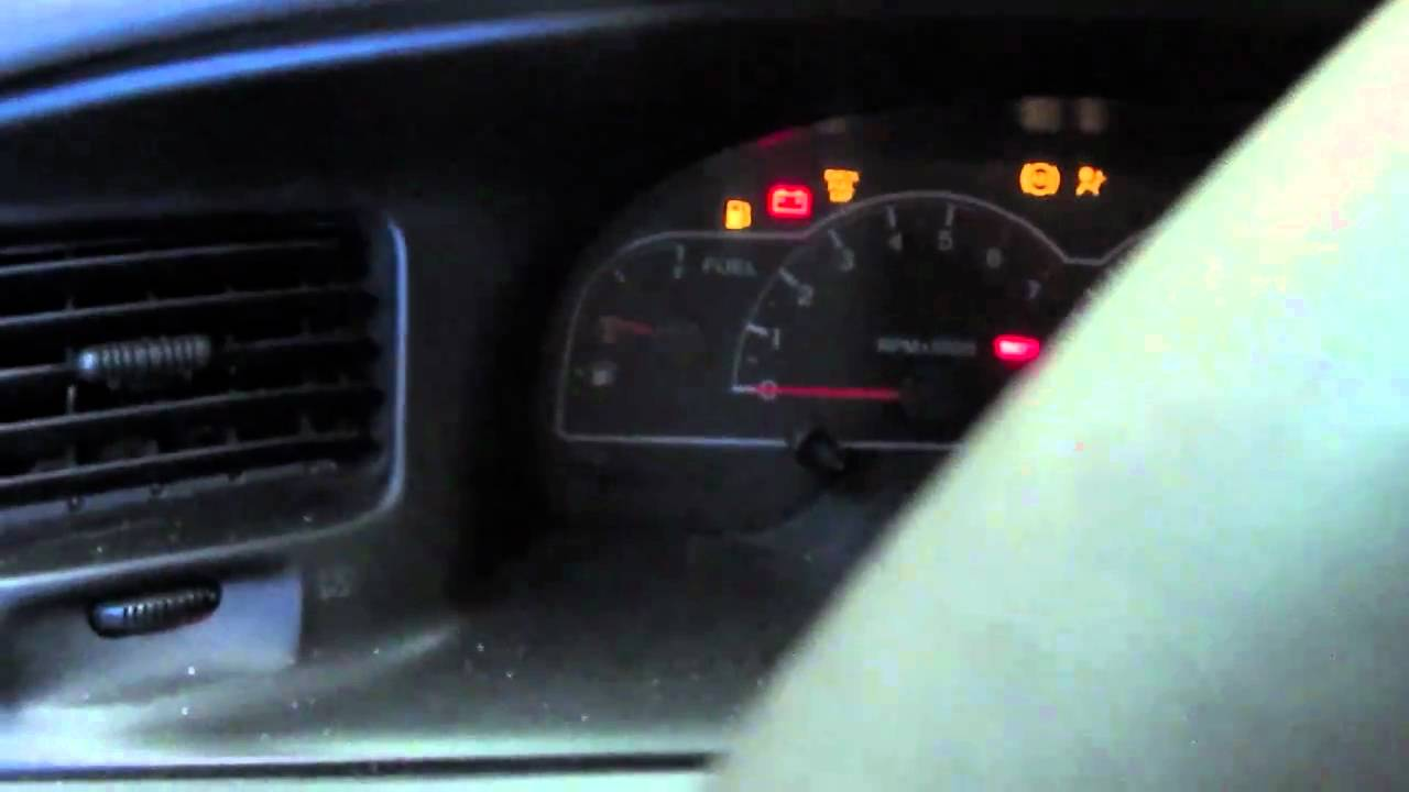 2002 Ford Windstar Lx 38l Engine Problems Youtube 2003