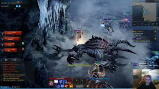 Lost Ark CBT#2. Icy raid boss fight  [English, Twitch]