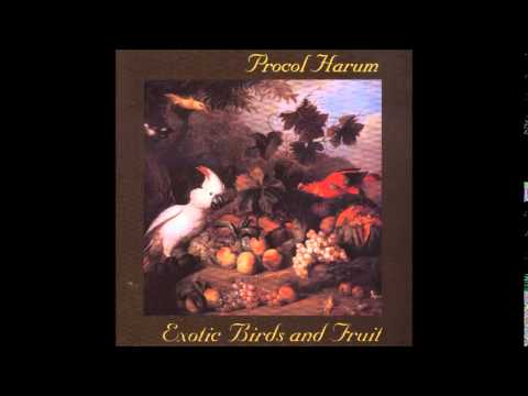 Procol Harum - Exotic Birds and Fruit [Full Album, 1974]