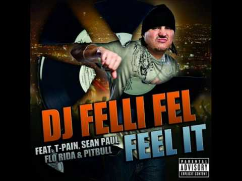 DJ Felli Fel feat Flo Rida, T-Pain, Sean Paul and Pitbull - Feel It